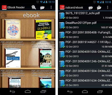 free pdf reader for android top 6 free android pdf viewers