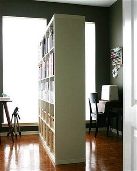 Expedit Room Divider Ikea Expedit As Room Divider Organize Office Pinterest Beautiful Everything And