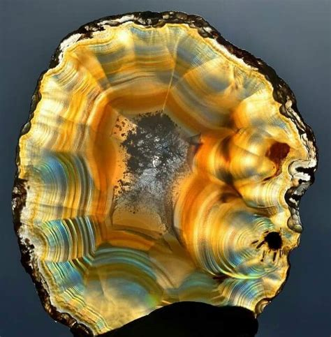 what color is agate types of agate with photos