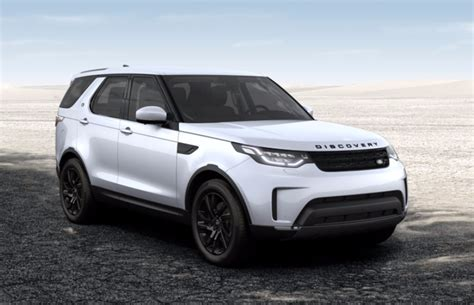 silver land rover discovery land rover discovery 2017 couleurs colors