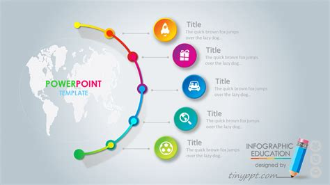 free 3d animated powerpoint presentation templates timeline with 6 steps for powerpoint powerpoint