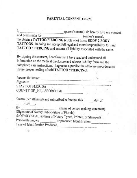 Parental Consent Letter For Part Time Parent Consent Letter Http Www Docstoc Docs 72870731 Parental Images Frompo