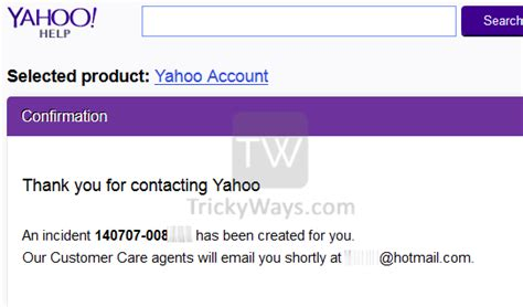 email yahoo forgot password how to recover yahoo account if you have different mobile