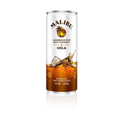 content in malibu rum malibu