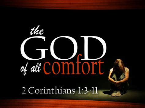 Another Word For Comfortable by Comfort One Another With Te Word