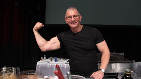 Do You Care If Robert Irvine Embellished His Rsum by Chef Robert Irvine S Workout Routine Is Not For The Faint