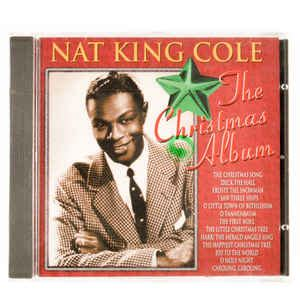 nat king cole the christmas album cd at discogs