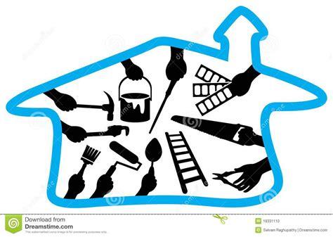 Flooring Company Business Plan renovation logo stock photo image 18331110