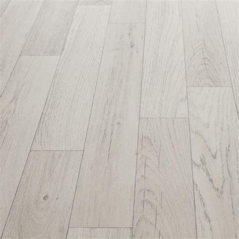 Mardi Gras 503 Chianti White Wood Effect Vinyl Flooring