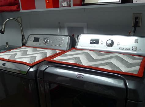 Washer Dryer Mat by 8 Best Images About Washer And Dryer Covers On