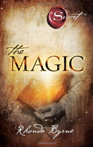 the magic 1849838399 the magic by rhonda byrne