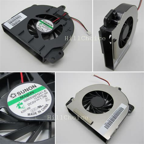 Fan Hp Cq 510 Series cpu cooling fan for hp compaq c700 500 510 520 laptop 2 pin gb0506pgv1 a