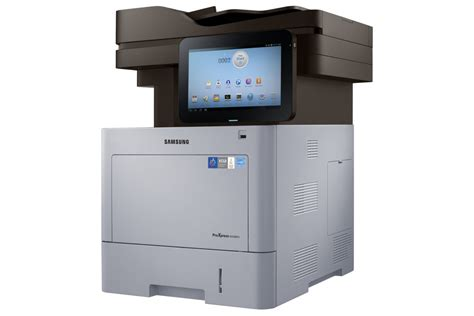 Printer Samsung Android android powered smart multixpress printers launched in