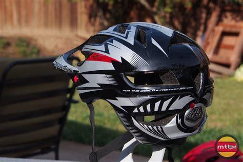 troy lee design helm a1 review troy lee designs a1 helmet mtbr com