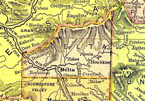 Delta County Records Delta County Cogenweb Home Page