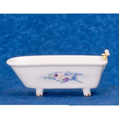 dollhouse bathtub white bathtub gold trim dollhouse bathtubs superior