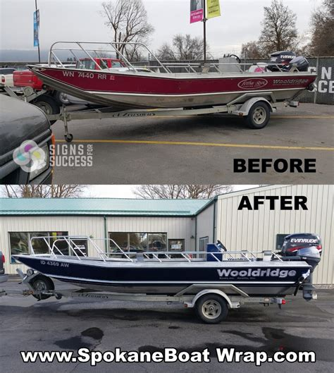 wooldridge fishing boats watercraft signs for success