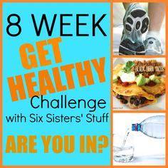 six stuff weight loss challenge six stuff 8 week printable weight loss challenge