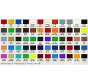 Palette For Sign Painters Automotive And Motorcycle Graphic Artists