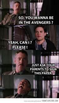 Funny Superhero Memes - hey parker superheroes memes and funny