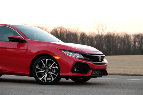 honda civic coupe 2017 official 2017 honda civic si coupe and sedan