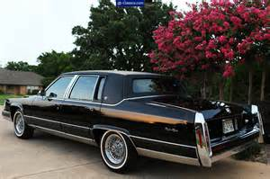 Brougham Cadillac 1990 Cadillac Brougham Matt Garrett