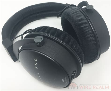 Beyerdynamic Headphone Dt 1770 Pro beyerdynamic dt 1770 pro studio headphones review the