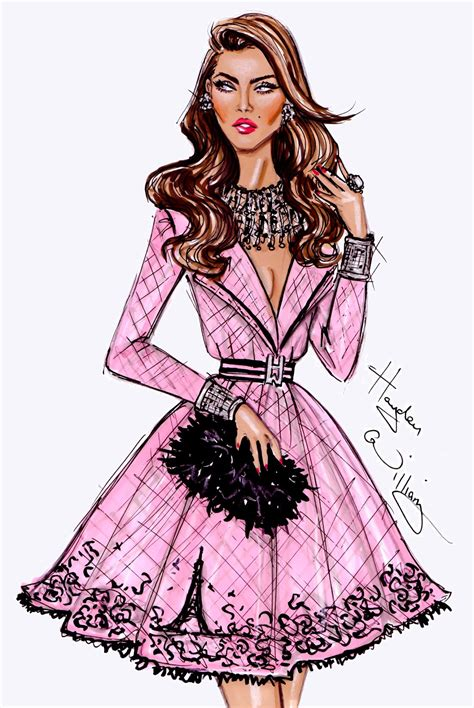 fashion illustration hayden williams fashion illustrations february 2013
