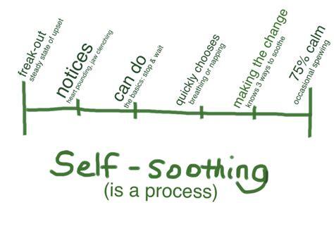 self comforting behaviors image gallery self soothing