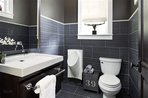 Light Blue Bathroom Ideas Men S Half Bathroom Insidesign Innovation House