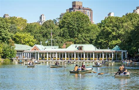the boat house central park central park boathouse returns this week with a new look