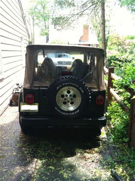 1998 Jeep Wrangler Parts Find Used 1998 Jeep Wrangler Sport Utility 2 Door 4