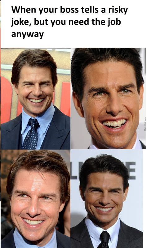 Tom Cruz Meme - tom cruise meme laugh www imgkid com the image kid has it