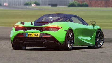 Mclaren Top Gear by Maclaren 720s Top Gear Testing