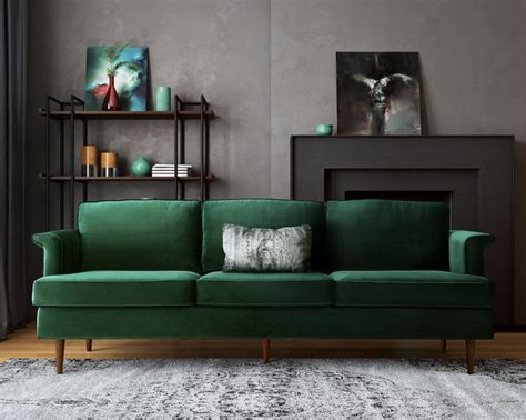 dark green couch living room image result for dark green bathrooms sof 225 s verdes
