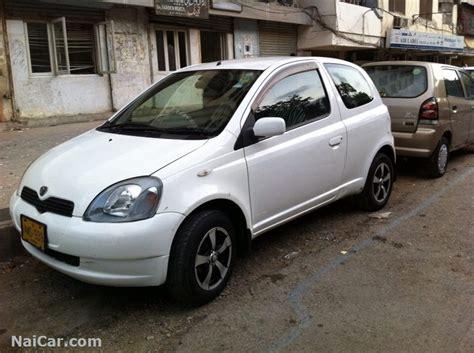 Toyota Vitz 2000 For Sale In Karachi Pakistan 9023