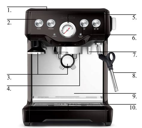 Sharp Libre Coffee Maker cafetera breville bes840bsxl the infuser espresso machine