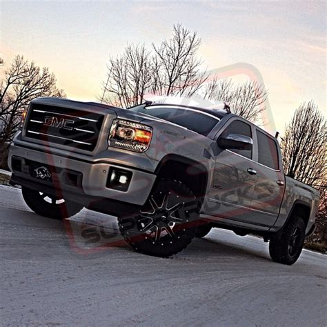 2014 Silverado Led Light Bar Light Bar Roof Mount Brackets For 50 Quot Led 2014 2018 Silverado 1500