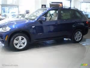 2012 sea blue metallic bmw x5 xdrive35d 56873661