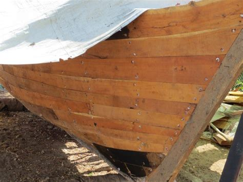 boat building europe tony satunas wooden boat building europe
