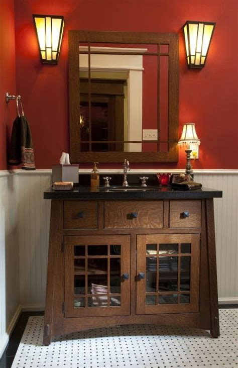 Craftsman Style Bathroom Ideas by Best 25 Craftsman Style Bathrooms Ideas On