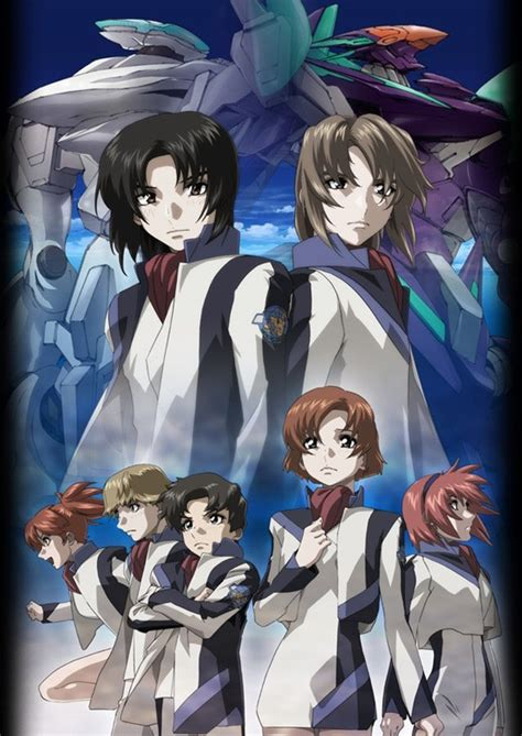 Anime 2 Cour by Crunchyroll Quot Fafner Exodus Quot Tv Anime 2nd Cour
