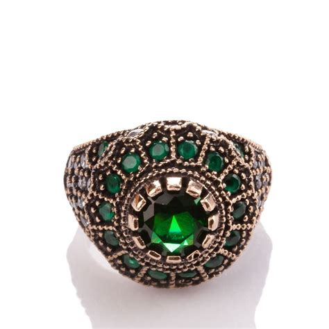 ottoman princess ottoman princess emerald ring by boutique ottoman