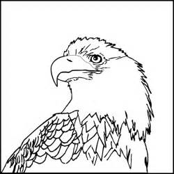 eagle coloring pages of the jungle printable pictures of bald eagle