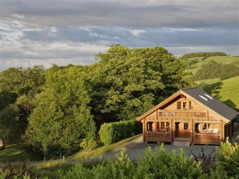 Luxury Cottages Wales by Luxury Lodges Wales Trefeglwys Powys Mid Wales Wales