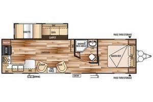Wildwood Travel Trailer Floor Plans New 2016 Forest River Wildwood 27rkss For Sale Wi6319