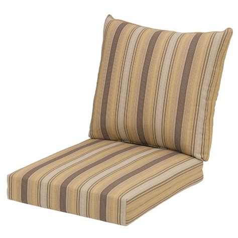 deep seating outdoor hton bay sonora saddle quick dry 2 piece deep seating