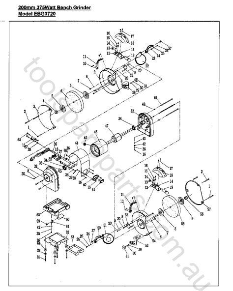 grinder sander wiring diagrams wiring diagram schemes