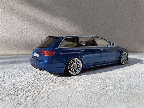 Audi Rs6 Kaufen by Audi Rs6 C6 Avant V10 Tfsi Blau Ottomobile Modellauto 1 18