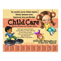 child care day care customizable template 8 5 quot x 11